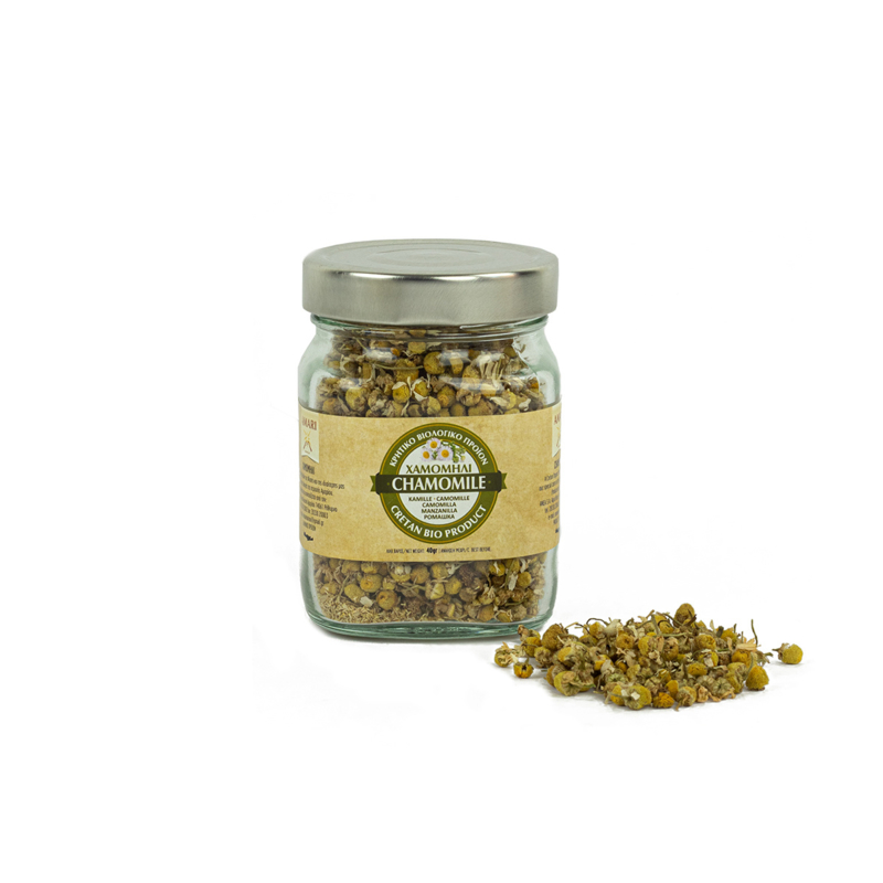 Kamille thee puur natuur ca 50 gr