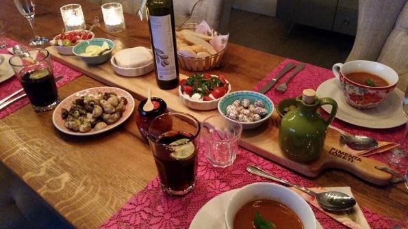 Olifolie Manolakis voor warme en koude gerechten