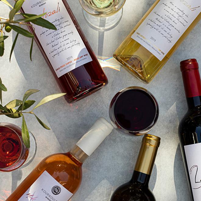 Exclusieve wijnen van Kreta bij House of Crete