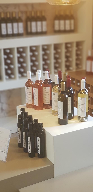 Wijnen van ons wijnhuis Kourkoulou van Kreta bij House of Crete