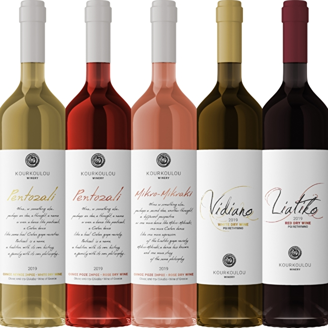 Wijn uit Griekenland van Kreta kopen in Leiden bij House of Crete