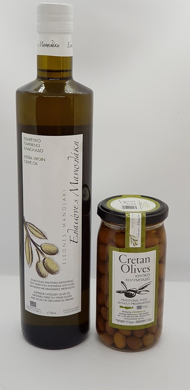 Proef de trots en passie van Kreta bij House of Crete in Heerhugowaard. Puur natuur olijfolie, honing, aardewerk, kaas, balsamico, kruiden en olijven