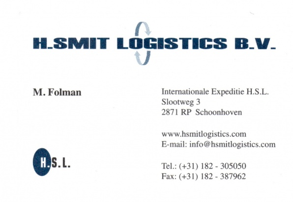 smit logistics