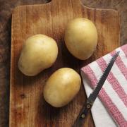 Aardappelknoflookdipsaus