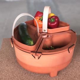 Patera Media | fruit-/groenteschaal M - made to order