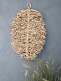 Wandblad zeegras