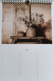 Verjaardagskalender (bloemen)