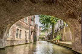 Tuinposter Utrecht