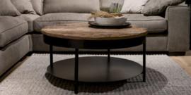 Grote ronde salontafel