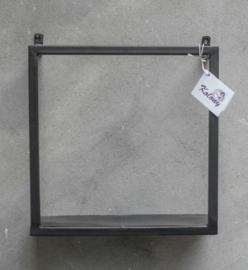 Kleine vierkant metaal
