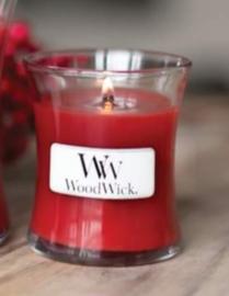 Woodwick Chrimson Berries (Mini Candle)