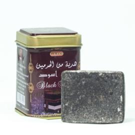 Black musk geurblokje