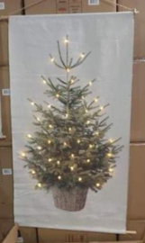 Led kerstboom mt: M