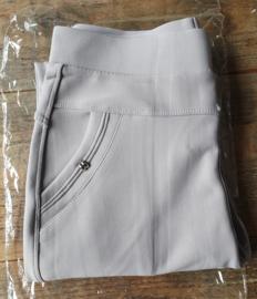 Comfy broek licht grijs