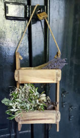 Steenmal hangend (2)