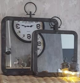 Stoere spiegel mt: M