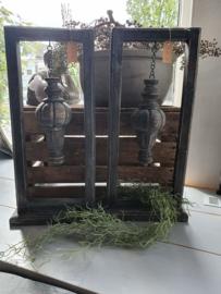 Prachtige ornamenten met omlijsting