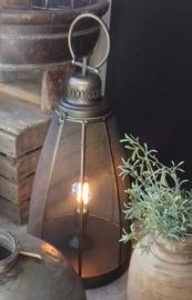 Sfeervolle gaaslamp staand