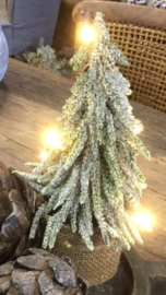 Klein Kerstboompje met led