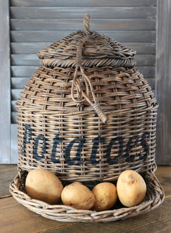 Potatoes opbergmand