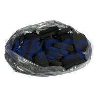 Dru chips zwart, zakje 140gr. 806203