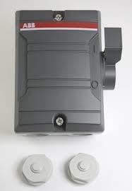 Lastscheider 3 polig 25 amp ABB