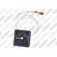 Vaillant thermometer vierkant  101542