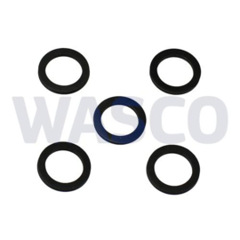 Nefit O-ring Neopreen 2 x 15,5 x 22mm per  stuk  7098778