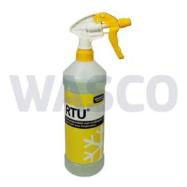 Advanced RTU verdamper reiniger in sprayfles van 1 liter (Veilig voor gebruik bij voedselbereiding)