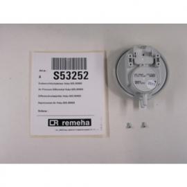 Remeha Quinta drukverschilschakelaar S 53252
