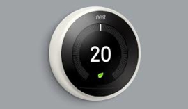 Nest kamerthermostaat wit