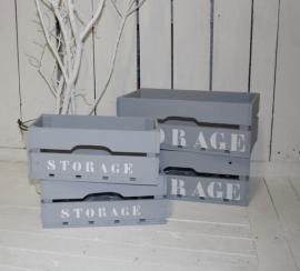 """Kiste - klein """"Storage"""" 1 St."""