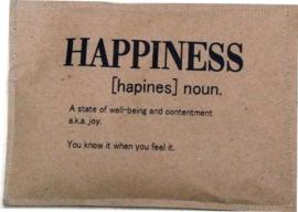 Geursachet A6 HAPPINESS- definition 6 st.