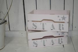 """Große Kiste """"Star""""  1 St."""