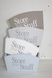 "Baustelle kein ""Store your Stuff""2 St."