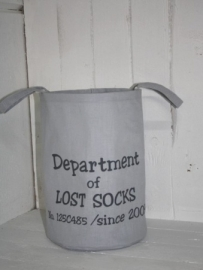 """Mand """"Department of lost socks"""""""