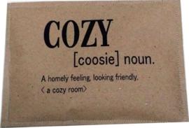 Geursachet A6 COZY- definition 6 st.