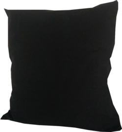 Kussen50  zwart 1 st.
