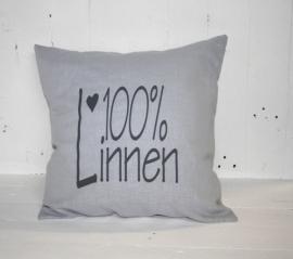 Kissen 100% Linnen 1 St.