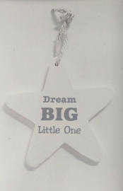 "Stern xm ""Dream Big little One""4 St."