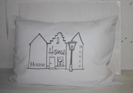 Kissen 30-50 House-Home 2 St.