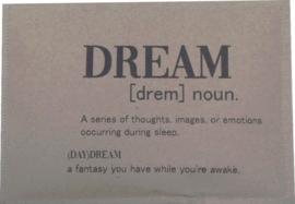 Geursachet A6 DREAM- definition 6 st.