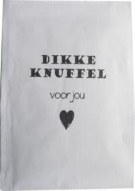 Geursachet Craft wit Dikke Knuffel 6 st.
