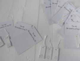 Little Cards - Sunshine 6 st.