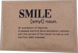 Geursachet A6 SMILE- definition 6 st.
