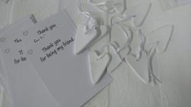 Little Cards - Friend 6 st.