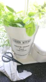 Garden Kitchen - Basilicum 4 st.