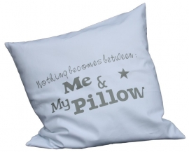 "Kussen 60 ""Me and my Pillow """