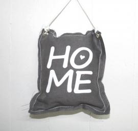 Hangkussentje Home 4 stuks