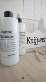 Fabric Softener - Wasverzachter 1 ltr. 4 st.